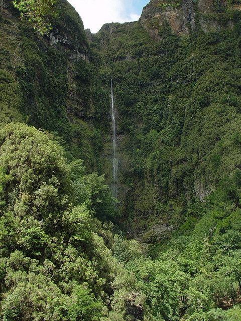Caldeirão Verde, Madeira, Portugal
