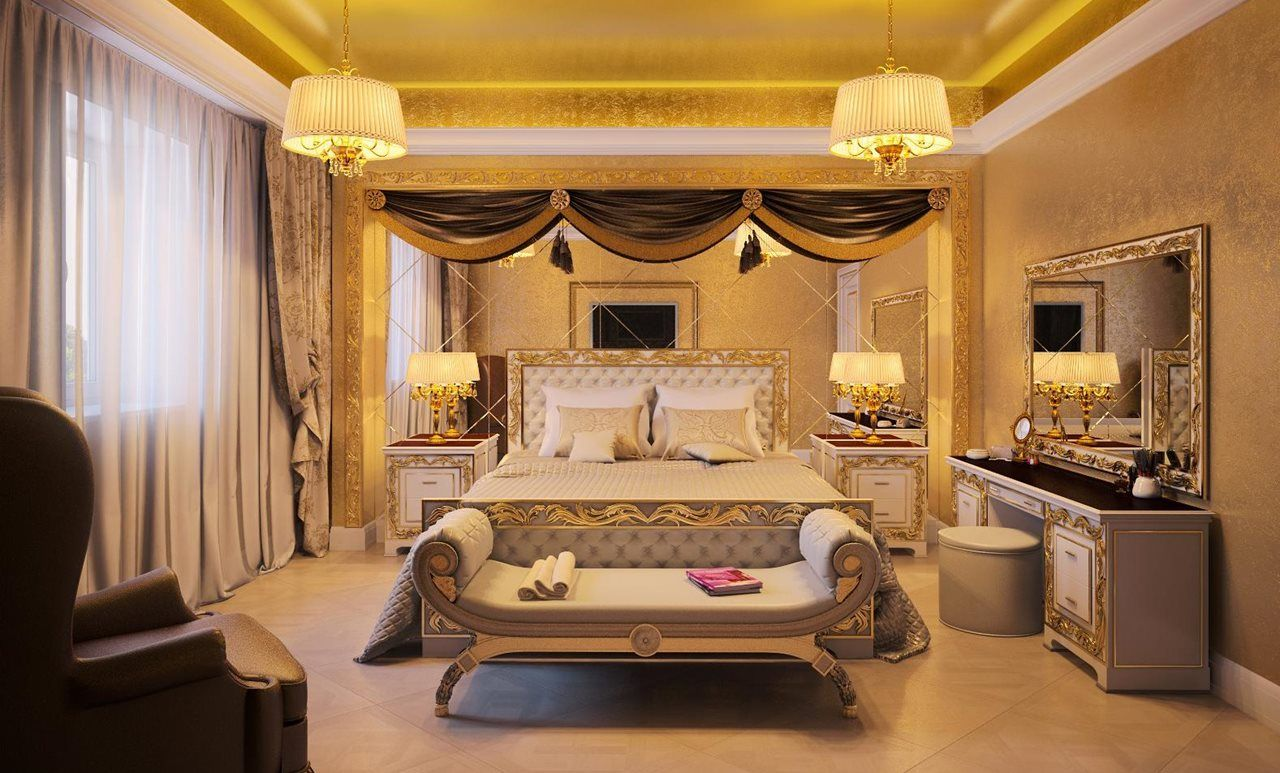 12 Egyptian Style Bedroom That You Wil Totally Like It ...