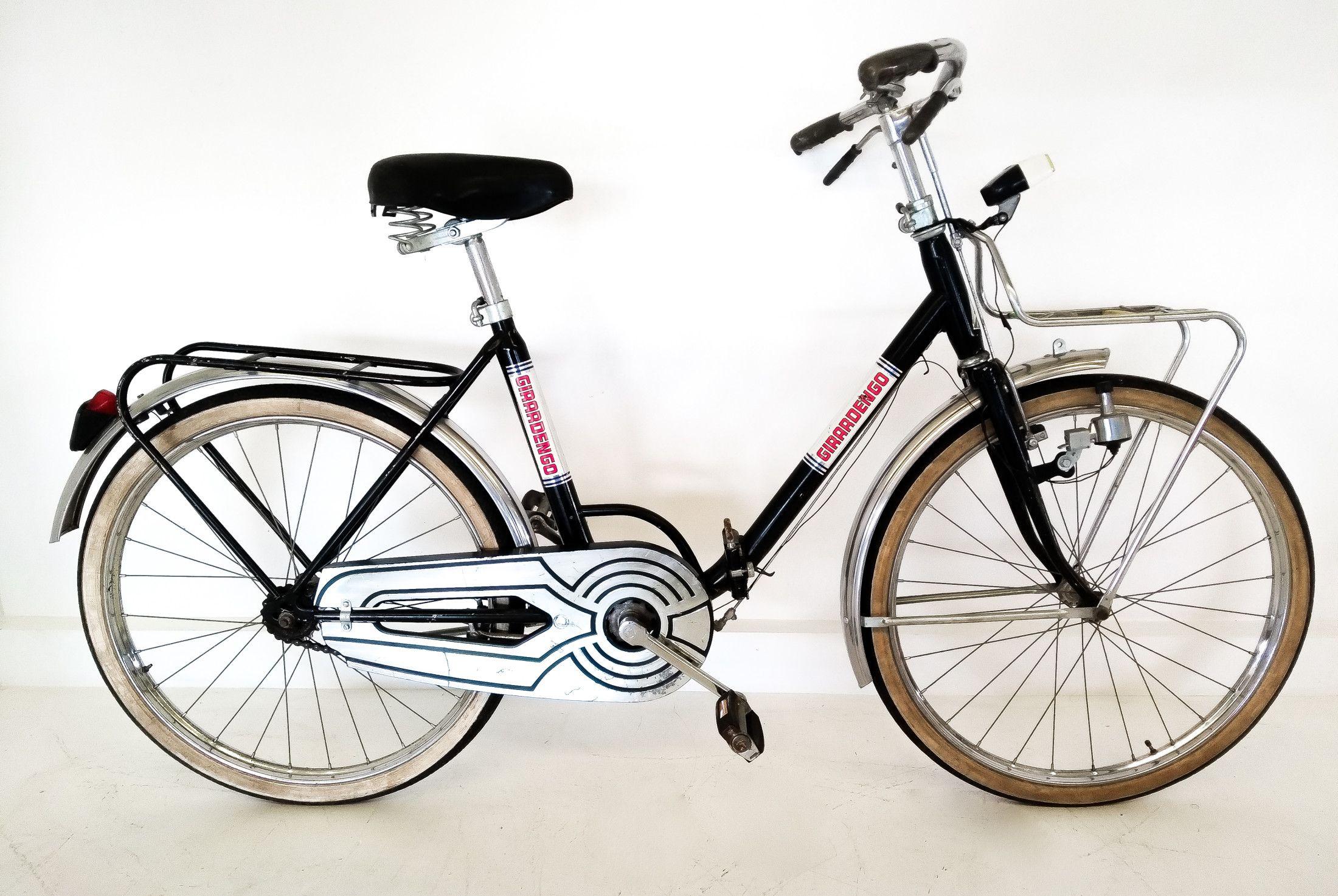 Bicicletta Pieghevole Girardengo Della Famiglia Graziella Cinzia