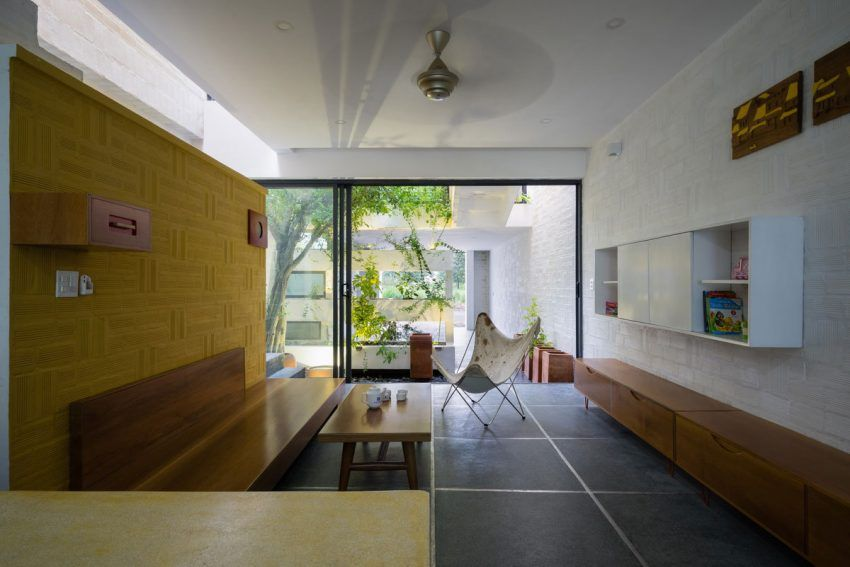 LANDMAK ARCHITECTURE Designs a Home in Can Tho, Vietnam for a ...