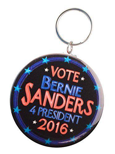 amazon com bernie sanders blue star 2016 president keychain