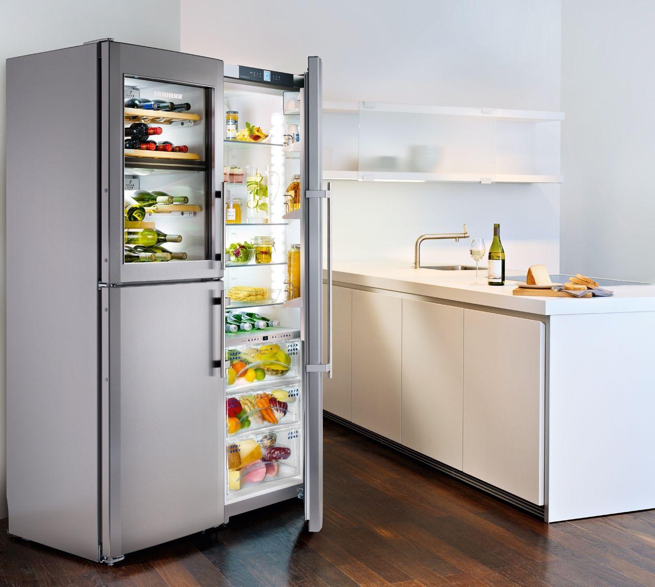 liebherr kühlschrank - Google-Suche | Küche | Pinterest | Liebherr ...