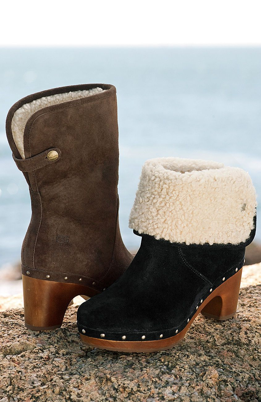 e497e9c8b6 ugg® clog boots. LOVE MY NEW BOOTS!!! Thanks mom for one of the best  birthday presents ever!