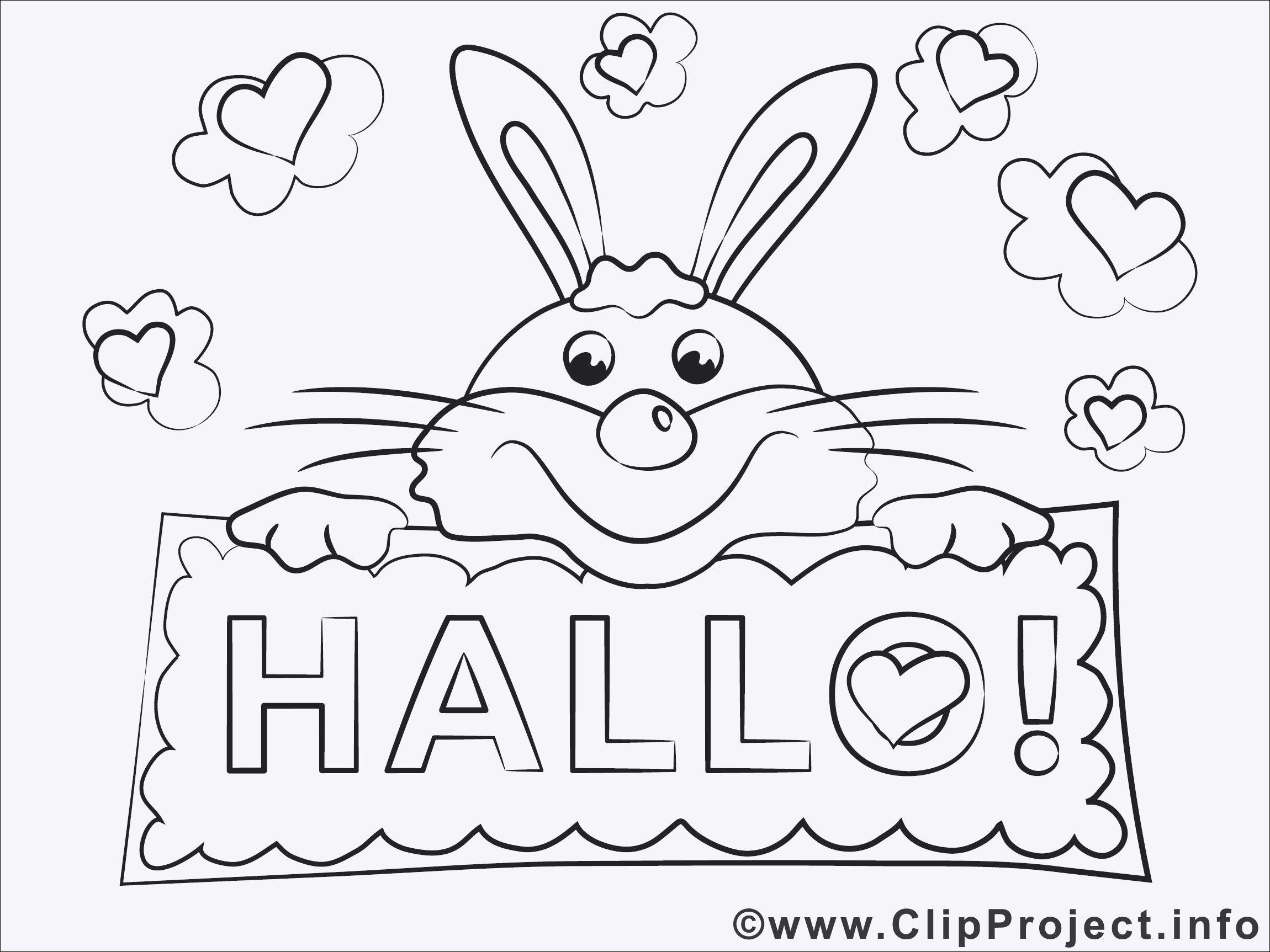Einzigartig Malvorlagen Ostern Pdf Easter bunny pictures