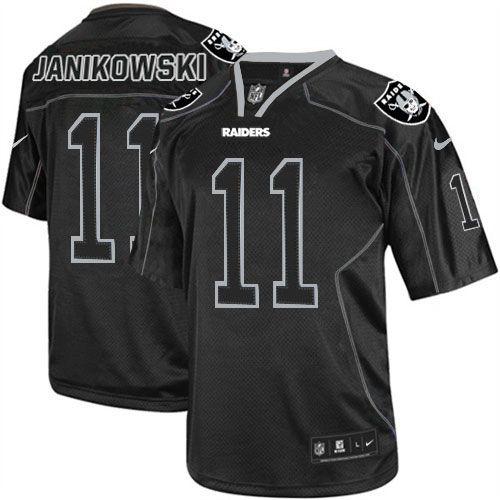 Pin on Authentic Sebastian Janikowski Black Jersey For Women's ...