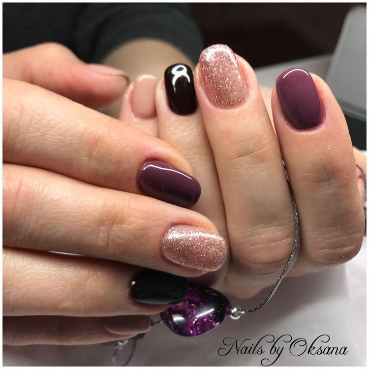 Fall Nail Colors For Short Nails - Best Nail 2018