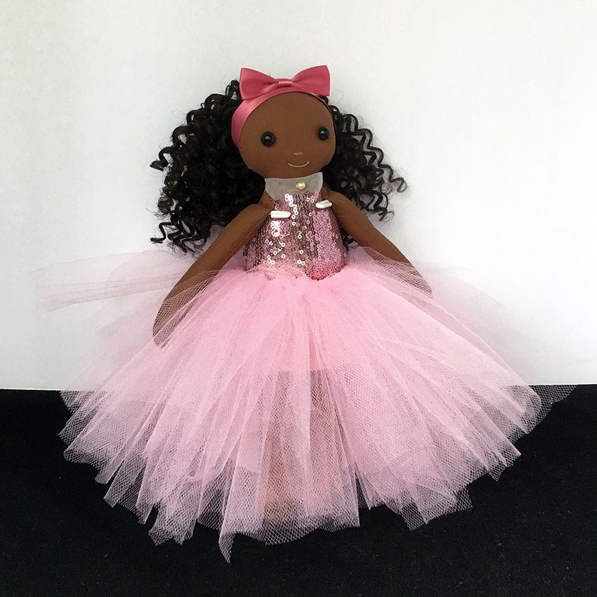 Wedding Punch Ideas: Pink Tutu, Dolls Handmade