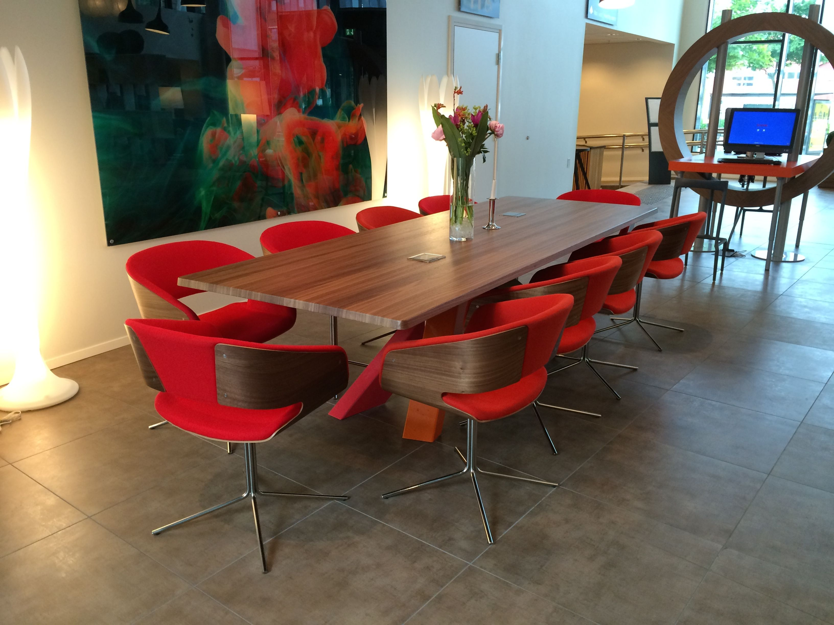Superior Hotel In Stavanger   Norwey // BIg #table #design #Bonaldo #project