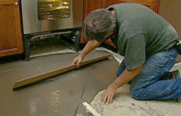 How To Level A Concrete Floor Concrete Floors Concrete