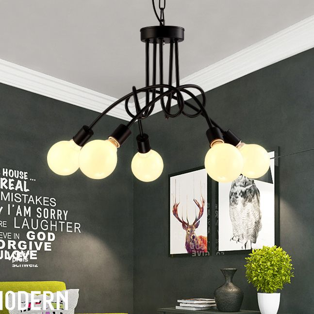 American modern ceiling lights fixture nordic black ceiling lamps american modern ceiling lights fixture nordic black ceiling lamps home indoor foyer dining room bedroom lighting aloadofball Image collections
