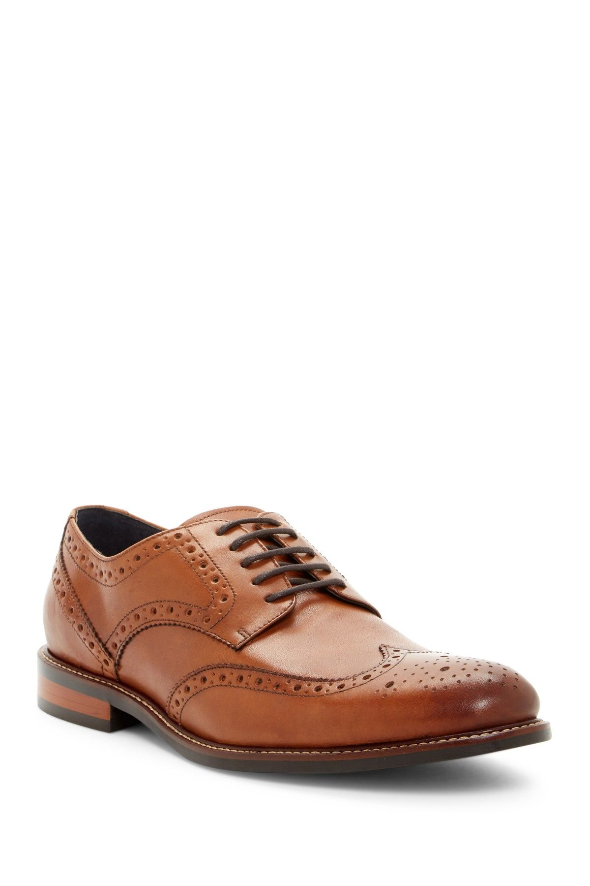 Tanner Wingtip Oxford