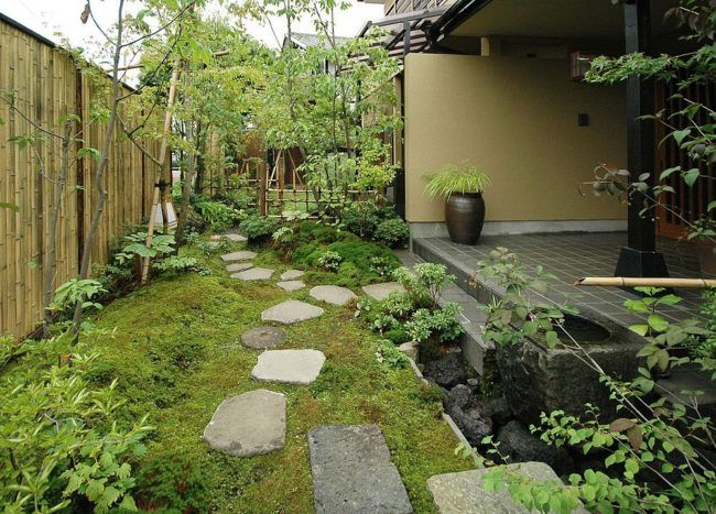 Oriental Landscape: 20 Asian Gardens That Offer a Tranquil Green Haven #asiangarden