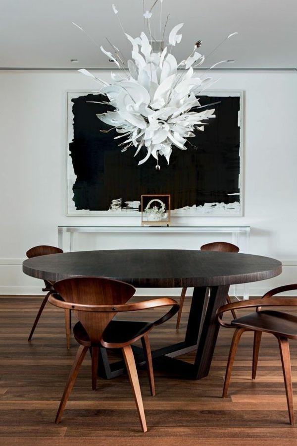Esszimmertische f r ein modernes esszimmerambiente frische ideen essen - Moderne esszimmertische ...