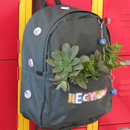 Eco-Fabulous Backpack