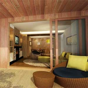 Spa Suite Balcony This Ultimate Pampering Experience Includes An