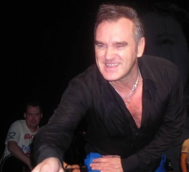 Morrissey & The Smiths By Gerda Szottfried