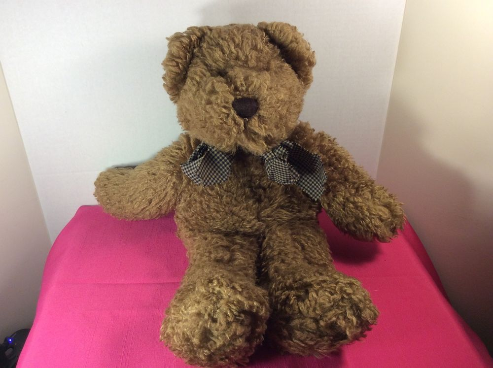 The Boyds Collection Bears In The Attic Plush Stuffed Bear 1991 1996 17 Brown Theboydscol Bear Stuffed Animal Teddy Bear Stuffed Animal Plush Stuffed Animals