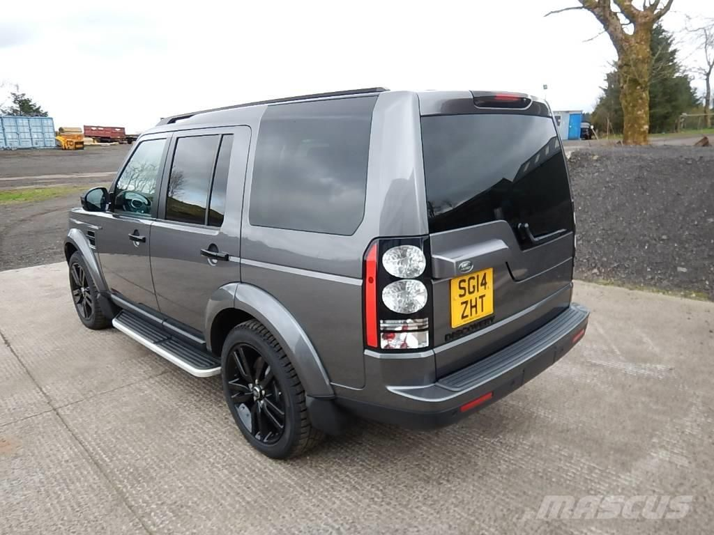 Land Rover Discovery 4 Black Edition, 2014, Cars Land