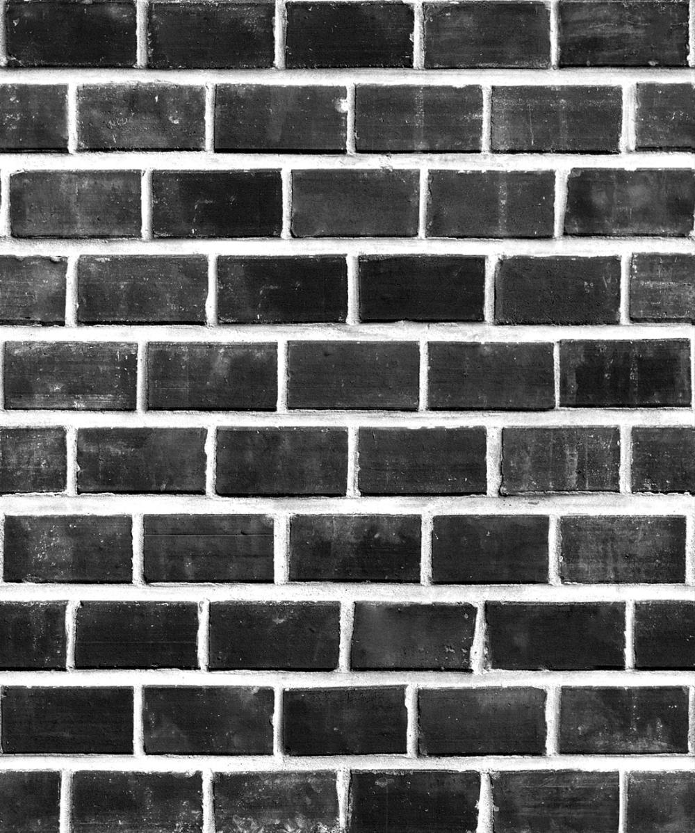 Old Dark Brick Wall Background Large Wall Mural Etsy In 2021 Brick Wall Paneling Brick Wall Bedroom Brick Wallpaper Bedroom