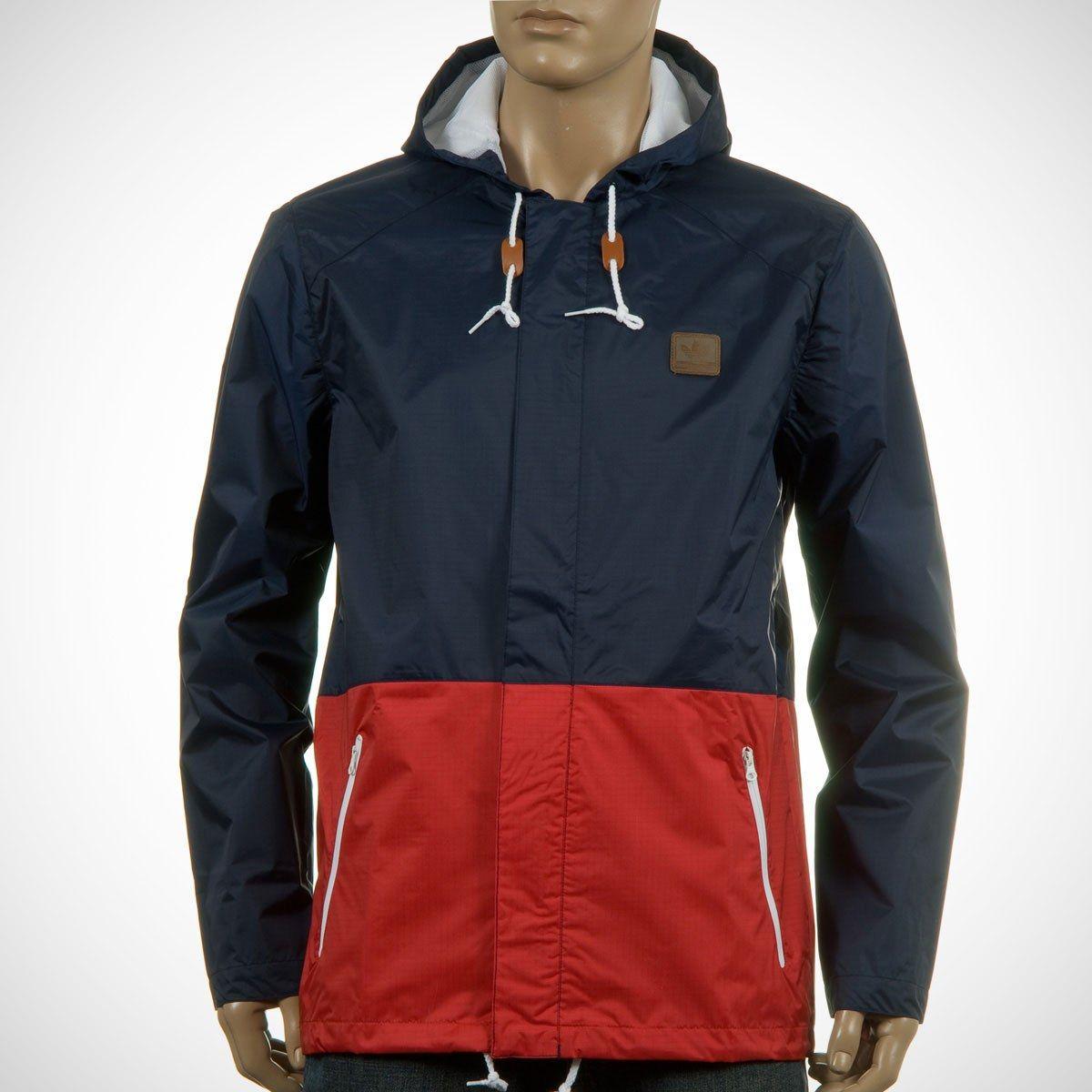 Adidas Windbreak Archive Hooded Jacket Collegiate Navy