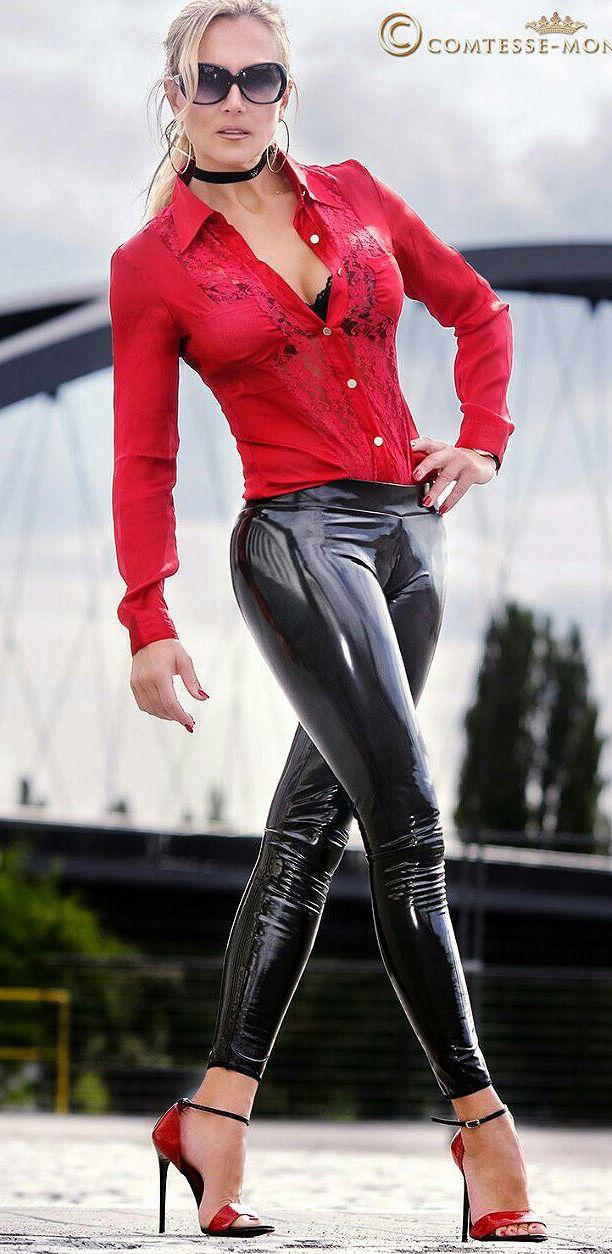latex leggings sexleksaker stockholm