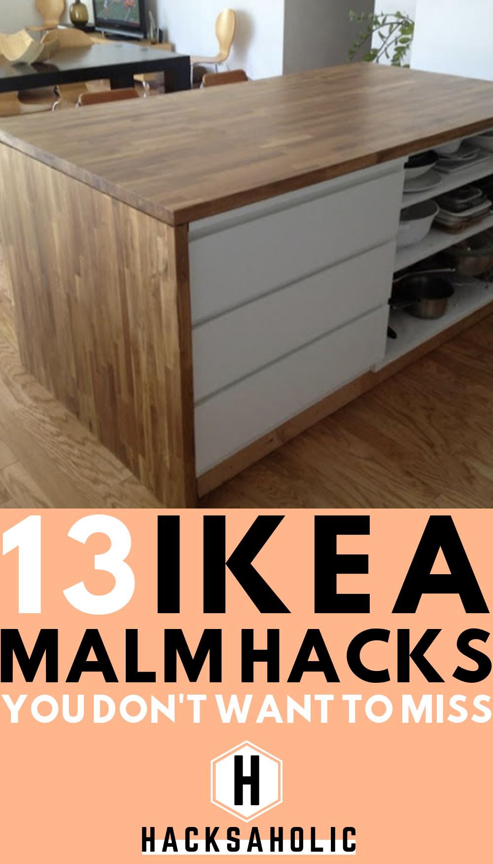 Ikea Schreibtisch Hack 2021