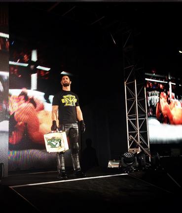 Seth Rollins Updates
