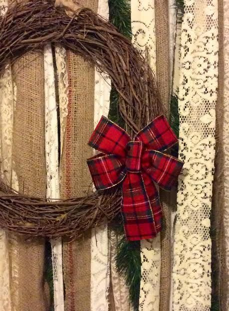 Small Tartan Christmas Bow Lumberjack Plaid Mini Bow By Custombowsbyjami On Etsy Christmas Bows Tartan Christmas Custom Bows