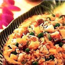 Recipe Jambalaya Fettuccine Not Boston Pizza Recipelink Com Pineapple Fried Rice