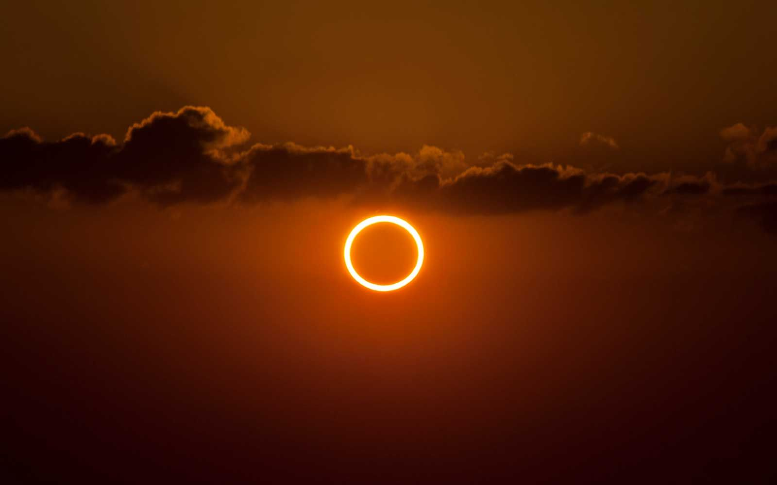 A Rare Solstice Ring Of Fire Solar Eclipse Will Happen On June
