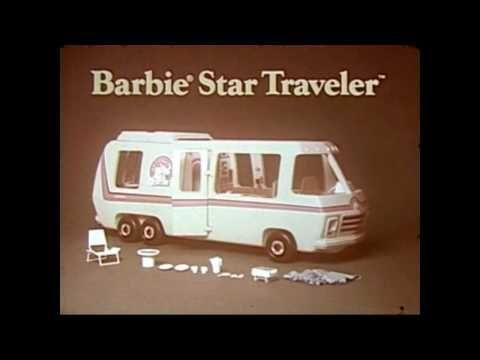 1979 Mattel Barbie Commercial - YouTube