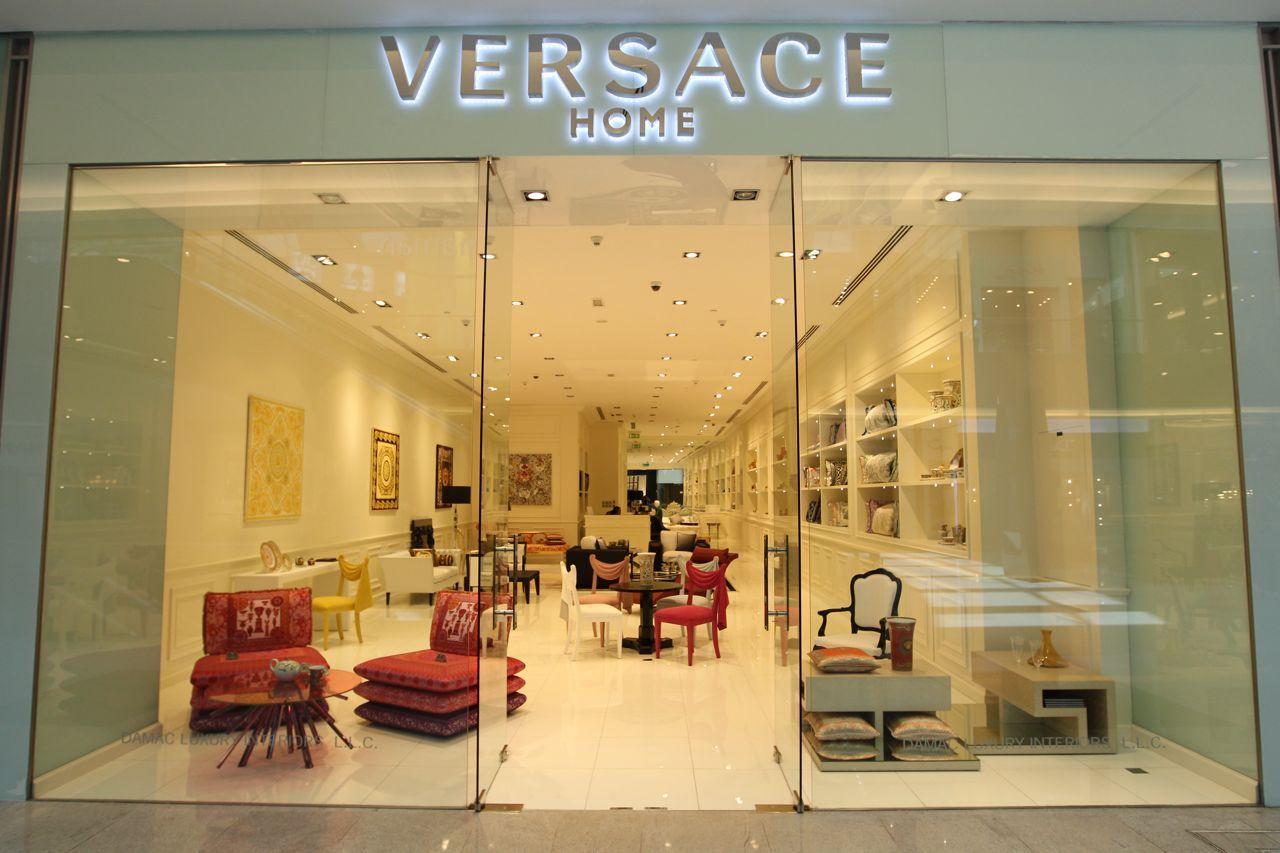 74e2fb138c7e24 Versace Home store DUBAI Mall