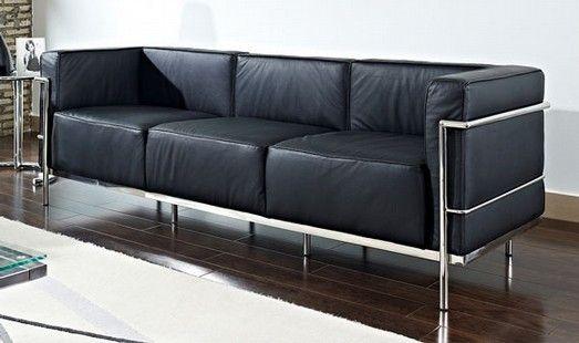 Remarkable California Modern Classics Le Corbusier Sofa For The Machost Co Dining Chair Design Ideas Machostcouk