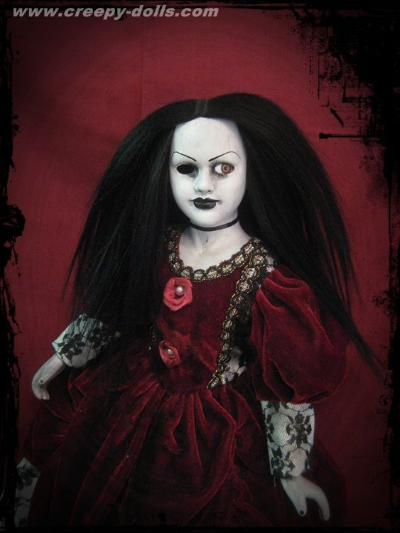 From Creepy Dolls  My work. www.creepy-dolls.com
