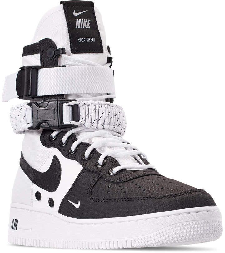 Nike Men's SF Air Force 1 Boots in 2019 | Nike shoes air