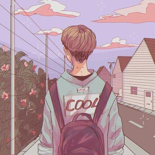 Imagen De Art Cool And Boy Boy Art Aesthetic Anime Drawings