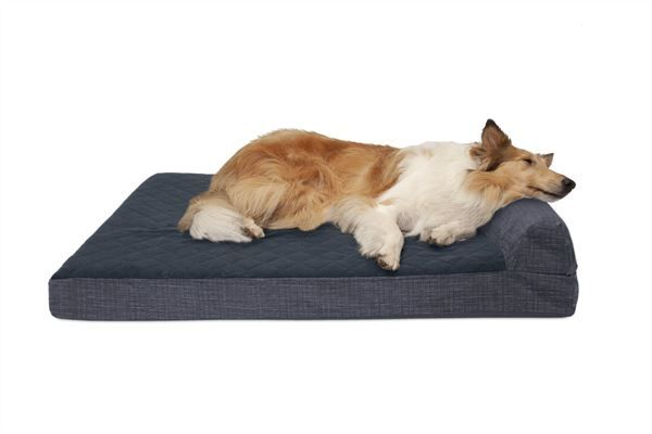 Beds Furniture Furhaven Pet Dog Bed Cooling Gel Memory Foam