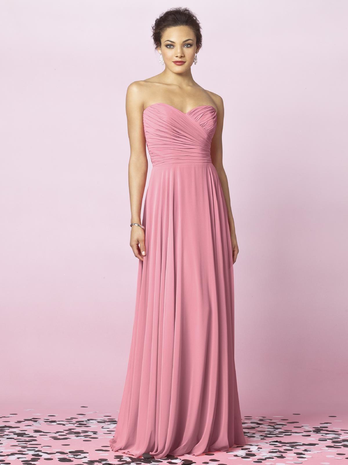 Bonito Vestidos De Dama Diseñador Del Reino Unido Patrón - Colección ...