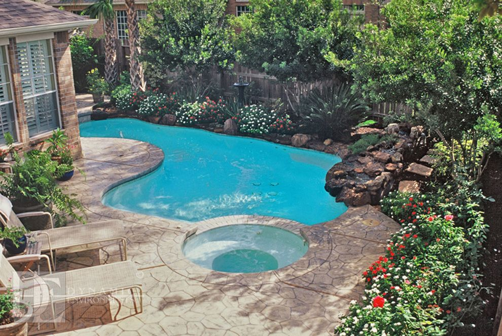 Dynamic Environments Asla Boerne Tx Designs Landscapes And Pools Pool Swimming Pool Designs Pool Designs