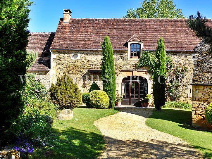 Maison de vacances en pierre avec piscine priv e chauff e - Maison vacances dordogne avec piscine ...