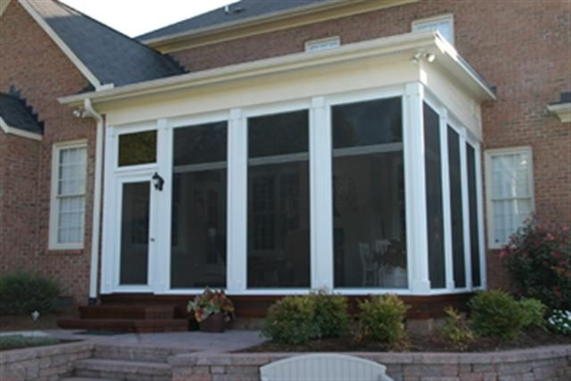 Screened Porch Ideas Photo Gallery Porch Flat Roof Screened In Porch Screened Porch