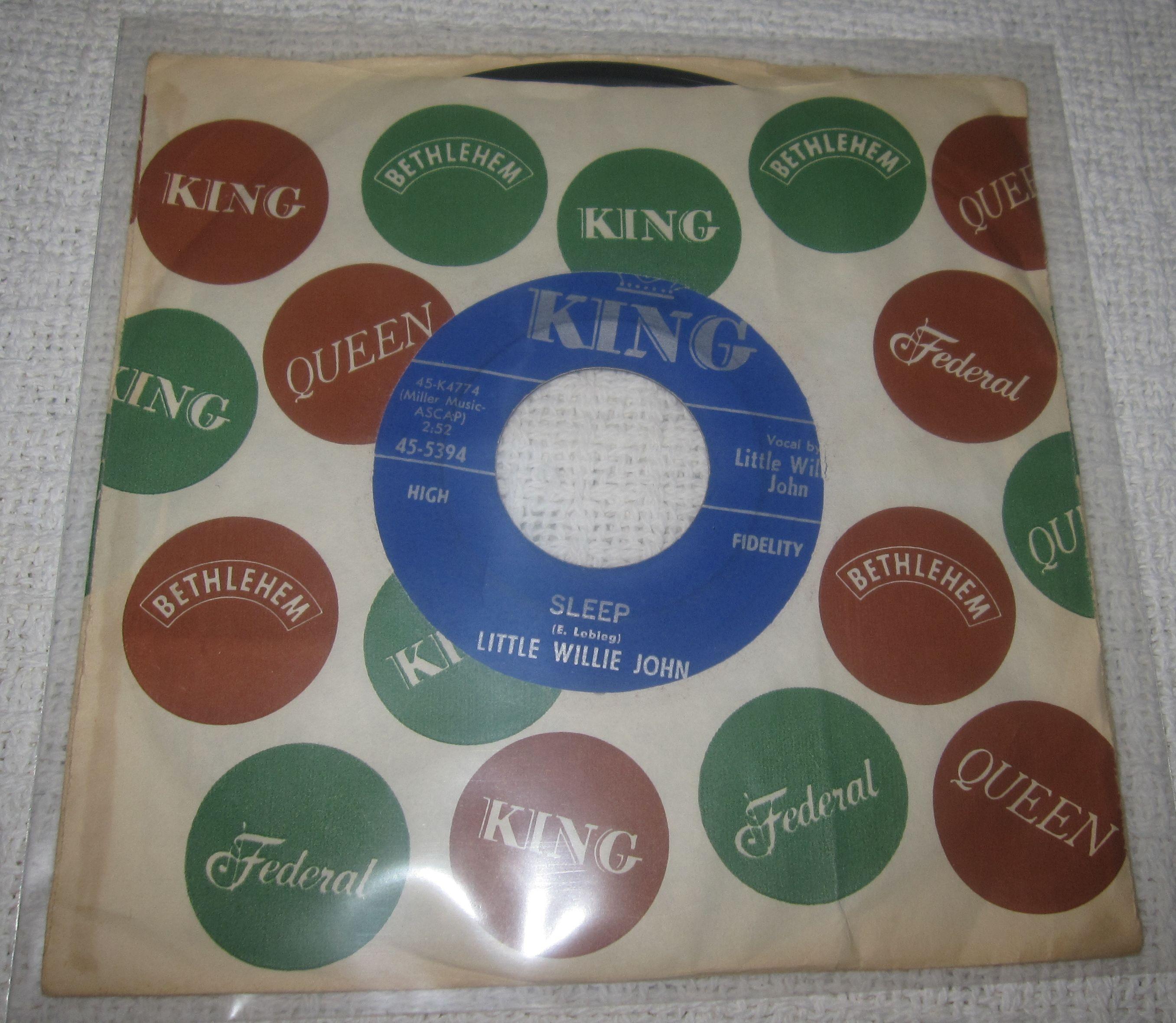 Little Willie John: King Records 1960's