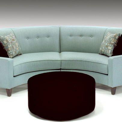 Living Room Sofa Ottoman Small Room Sofa Curved Sofa Sofas For Small Spaces