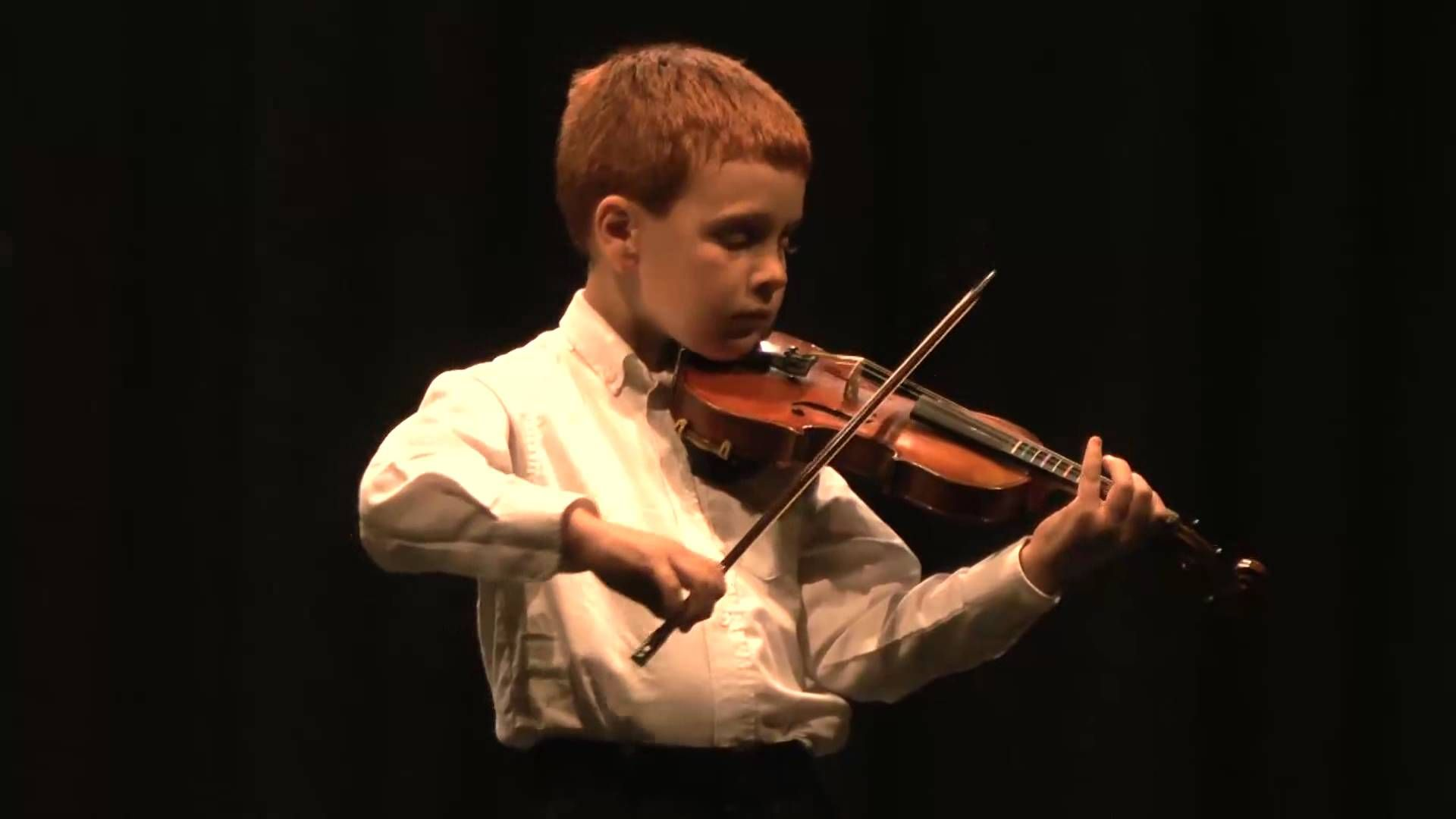 Andrew Tate Violin Bourrèe Handel June 2014 Violin Handel Violinist