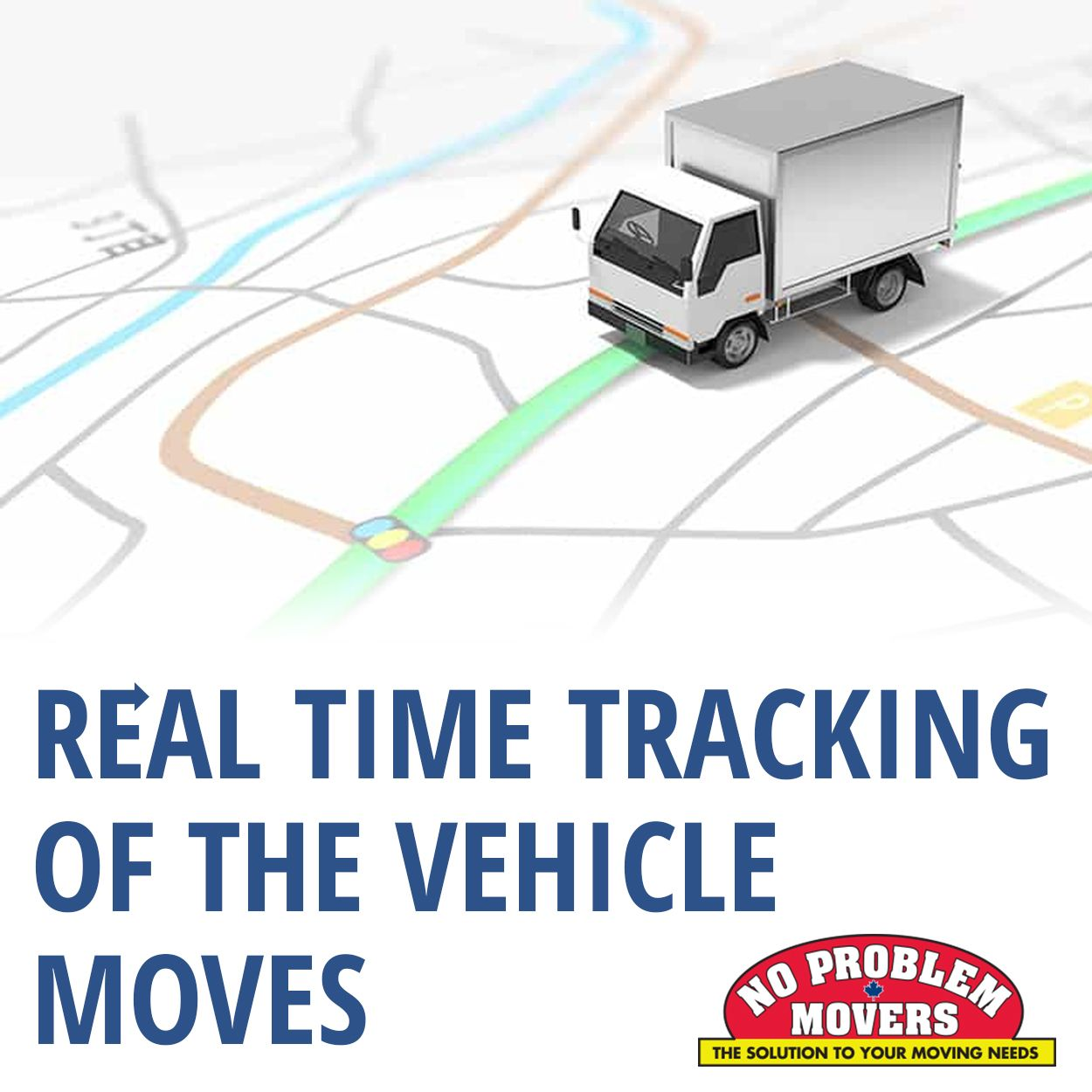 Movers no truck needed