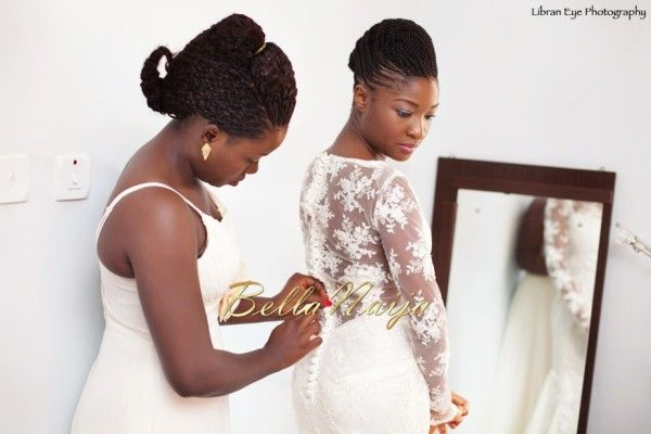 50 Wedding Hairstyles For Nigerian Brides And Black: Hair By Spring Sparadise