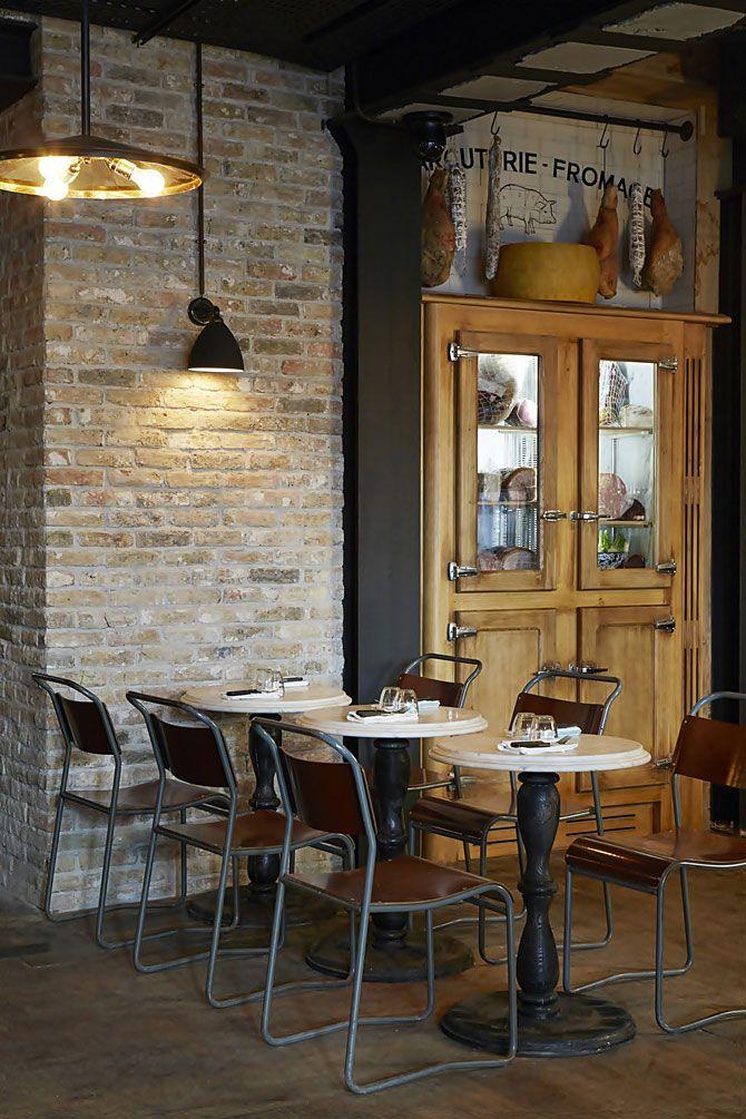 Proyectos de interiorismo y decoraci n pizzer as - Decoracion de interiores restaurantes ...