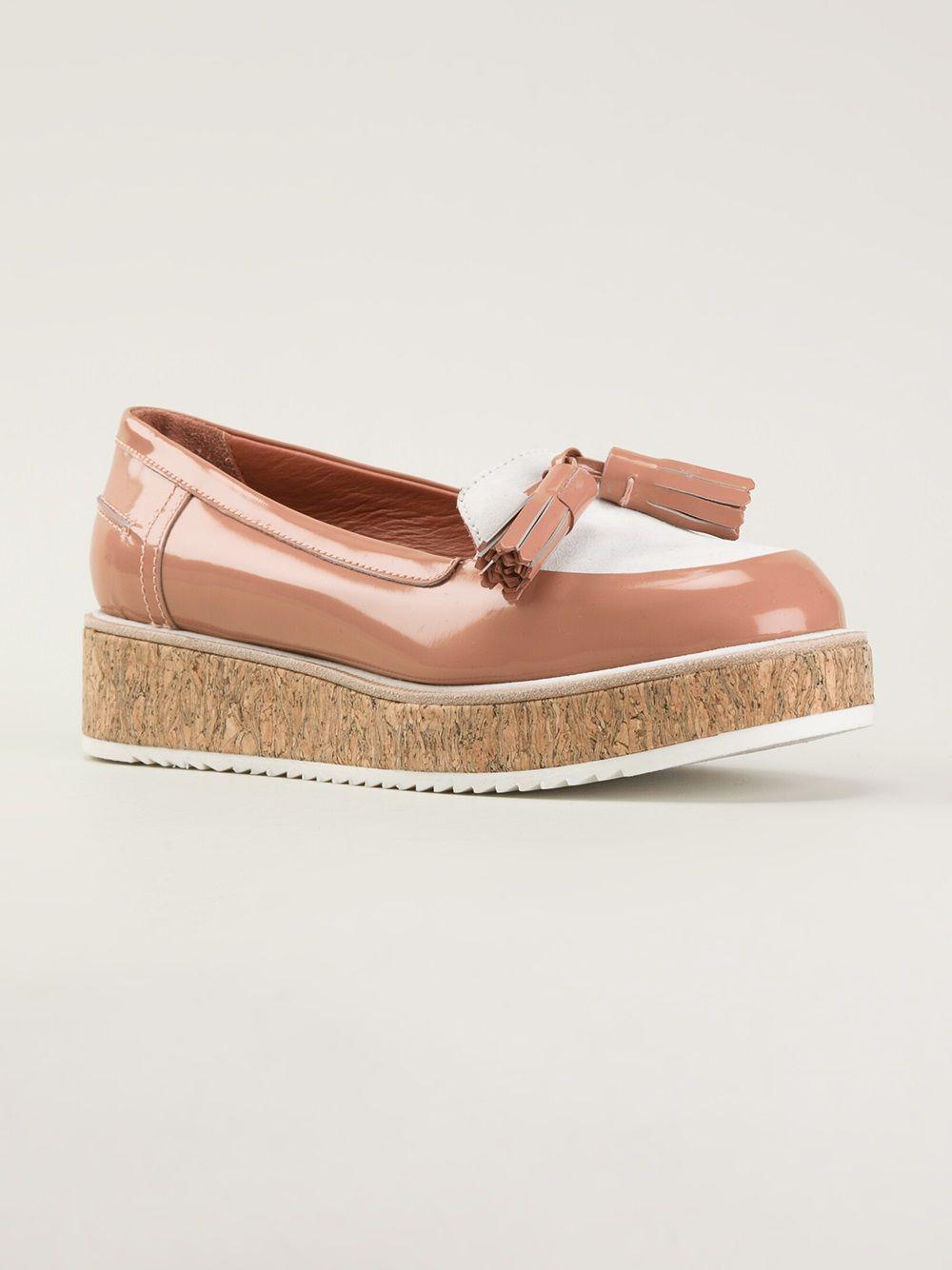 c69b37debf64 Sonia Rykiel  Platform  Loafers