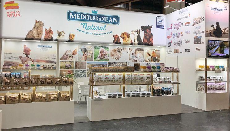 Mediterranean Natural Presenta Sus Nuevos Productos Para Perros Y