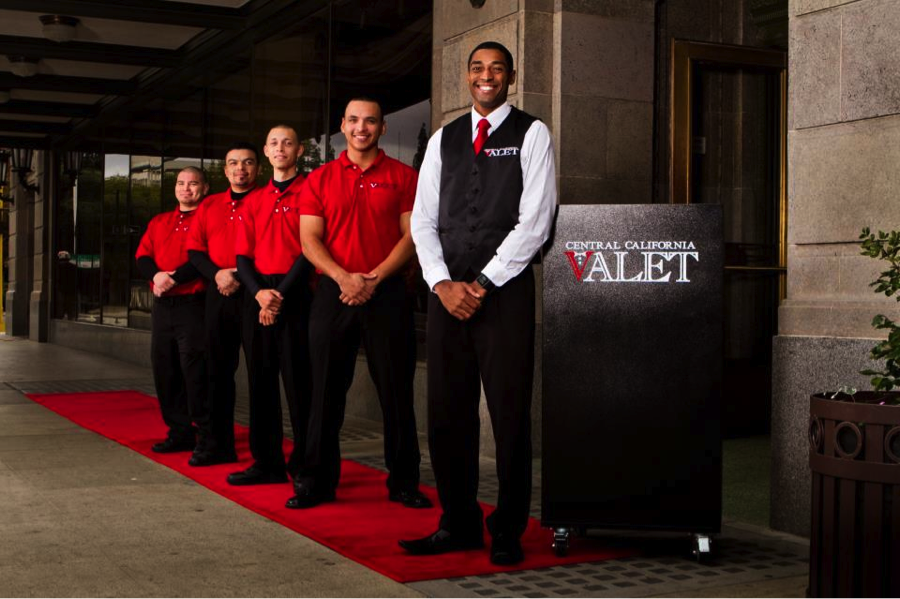 Do you need valet for your event? We love working with Central California Valet.